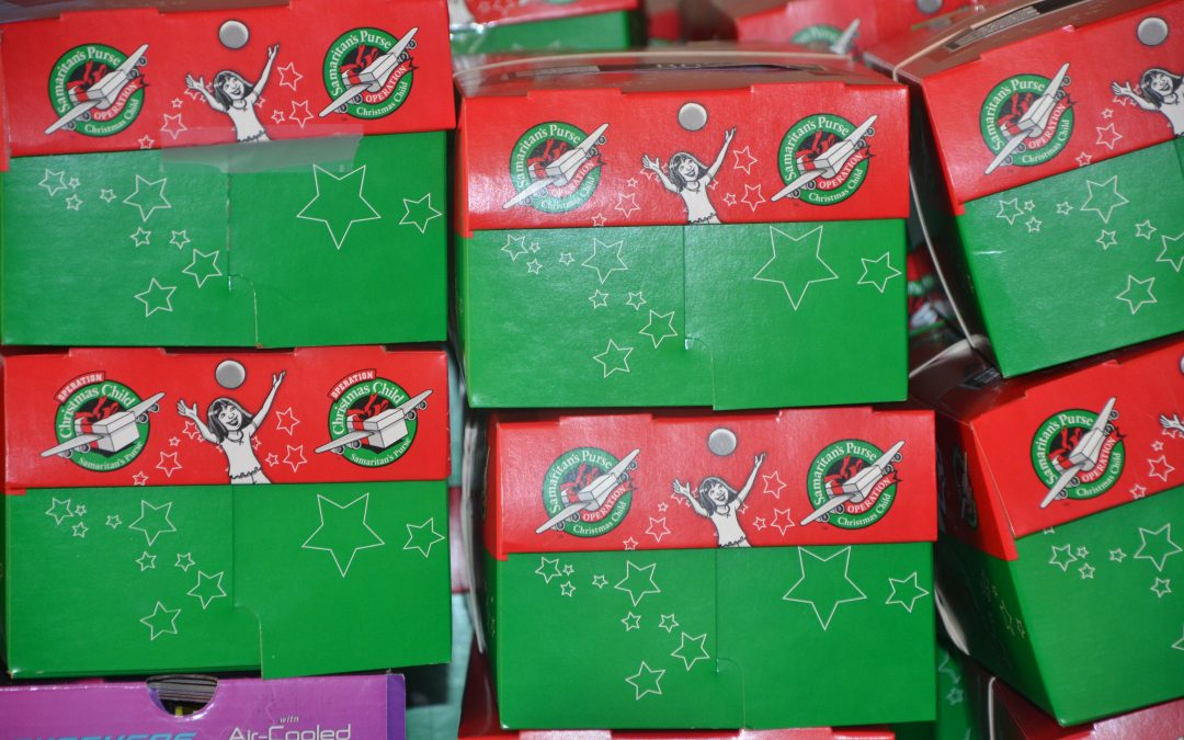 Operation Christmas Child – Good News, Great Joy!