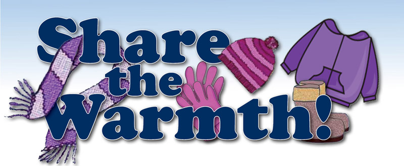 Share the Warmth – December Mission Project