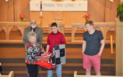 Graduates Honored at MLC