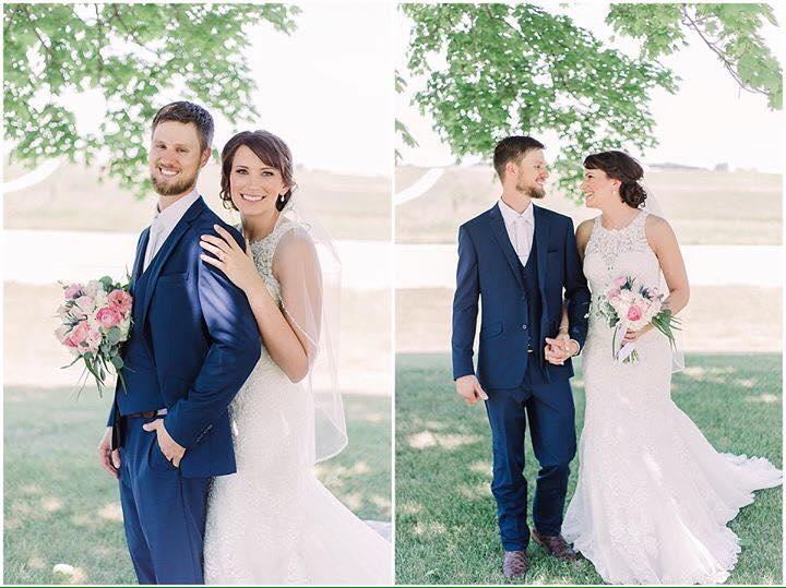 Celebrating a Marriage | Jared and Rachel Meiergerd