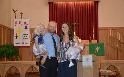 Laura Jean Rippe – Baptism