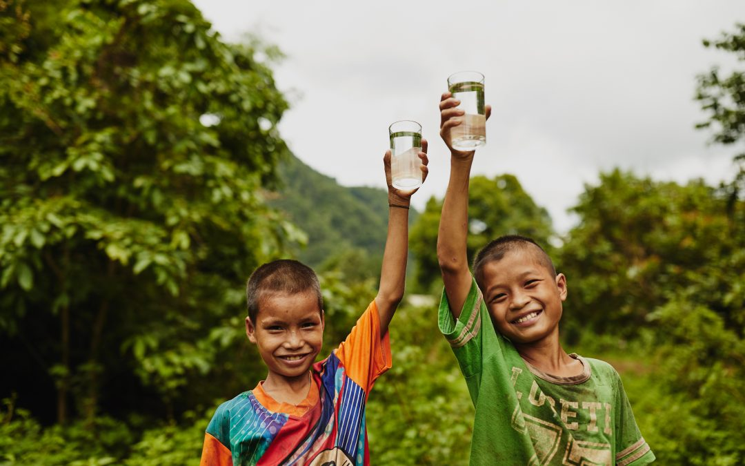 Clean Water – September Mission Project