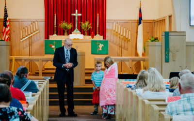 Blankets and Backpacks – A Prayer of Blessing